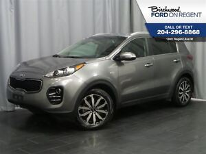2017 Kia Sportage EX AWD *Touch Screen/Heated Seats*