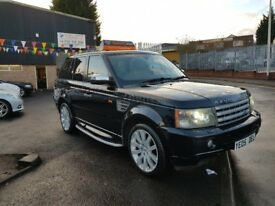 Land Rover Range Rover Sport 4.2 V8 Supercharged**BEAST**TOP SPEC**DVD PLAYER**HAS TO BE DRIVEN**
