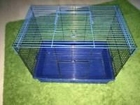 Gerbil, hamster cage