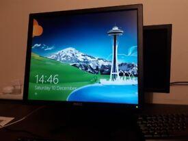 Dell E190sf 19 inch LCD monitor