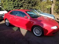 Alfa Romeo GT GTD Coupe Full Years MOT, New Clutch and flywheel Only £1495