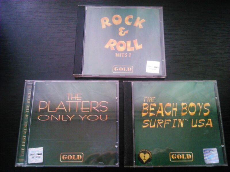 Rock&Roll - The Beach Boys - The Platters