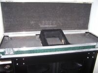 DJ Stand Double Flightcase KAM Z Speakers