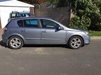Vauxhall Astra 1.6 sxi twin port 2005 facelift model 5 door hatch 12 months mot taxed