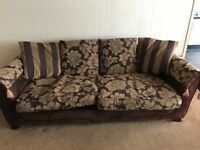 House clearance - dining table, sofa, units, bedroom furniture