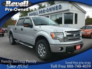 2014 Ford F-150 XTR 4WD  *1-owner  5.0L