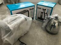 **New Dualit Toaster and Kettle**