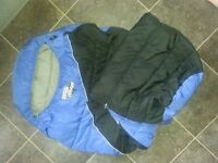 2 kids' sleeping bags - excellent condition