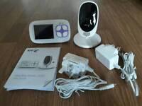 BT baby video monitor