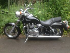 Triumph America,Only 6840 Miles,Excellent Condition
