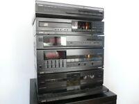 Aiwa V990 midi hifi system.