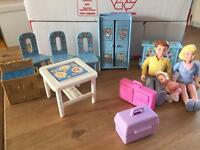 Dolls house bundle furniture