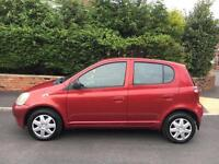 Toyota Yaris Colour Collection 5 Door 12 Months Mot! *Lady Owner* Low Mileage!