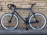 Single Speed Fixie Hub Bike