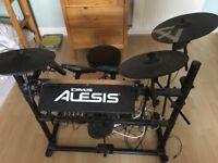 Alesis DM5 electric drum kit.