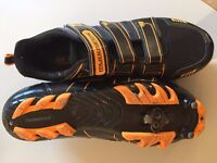 MuddyFox (size 10) cycling shoes