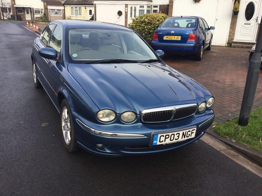 Jaguar x type 2.1 v6 2003 facelift model