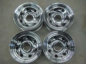15 inches, American Racing Rims, 15 x 7J
