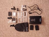 Go Pro 3 Black Edition with lots of extras