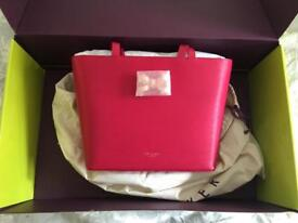 Brand New Ted Baker Pink / Red Handbag