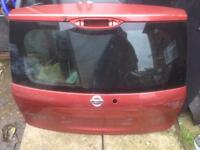 Nissan note 2010 boot radiator and air con rad £100