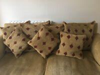 Large Comfy (John Lewis) 3 Seater Sofa