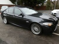 BMW 520 2.0TD 2012 d M Sport saloon / PRICE REDUCED! / 1ST CLASS / High spec / faultless driver