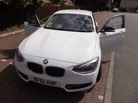 BMW 1 SERIES HATCHBACK F20 & F21 2.0 116D SPORT 5DR