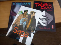 Three Graphic Novels