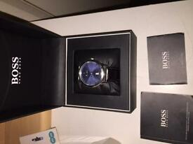 Hugo boss watch.