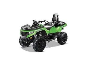 2017 arctic cat Alterra TRV 500 Financing as low as 0%