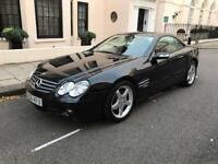 Mercedes SL 350 3.7 Low Millage