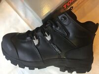 NEW Safety Boots --- 50% Off ||| UK-size9