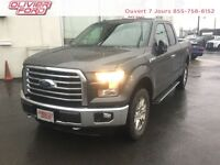 Ford F-150 xlt+4x4+a/c+mags+cam. recul 2015