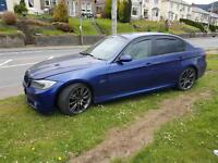Bmw 330d m sport 06 nonruner it engine is perfect some thing wirering