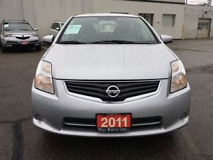 2011 Nissan Sentra 2.0 | NO ACCIDENTS | ALLOYS | SPOILER | AUX I Kitchener / Waterloo Kitchener Area image 9