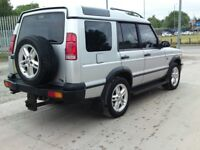 2002 landrover discovery td5 AUTOMATIC