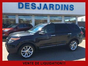 2011 FORD TRUCK EXPLORER 4WD
