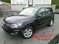 2012 Volkswagen Tiguan 2.0T 4MOTION City of Halifax Halifax Preview