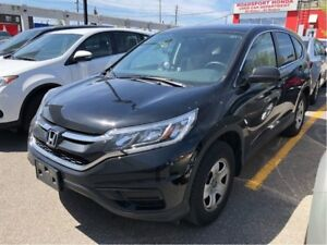 2016 Honda CR-V LX, great shape and great price