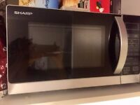 Sharp R272SLM Microwave mint condition