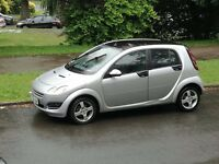 Smart Forfour 2005 , very low mileage , long mot