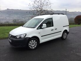 Volkswagen Caddy 1.6, diesel, white . NO VAT. genuine reason for selling.
