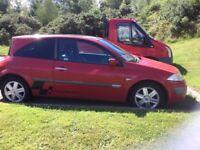 Renault Megan spare o repair