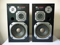 Vintage Sansui XV-10 speakers
