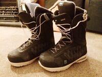 Nitro TLS 7.5 snowboard boots