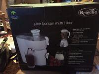 Breville Juice Fountain Multi Juicer