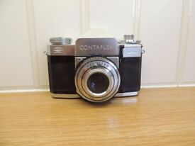 Vintage 'Carl Zeiss' 35mm Camera