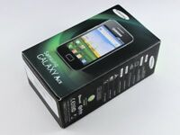 ☄️☄️☄️SPECIAL OFFER ☄️☄️☄️ SAMSUNG BRAND NEW BOX SAMSUNG GALAXY Ace S5830