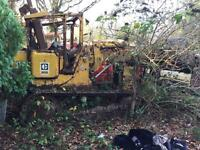 Caterpillar 951/941 bulldozers
